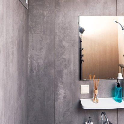 Badkamer in een dag